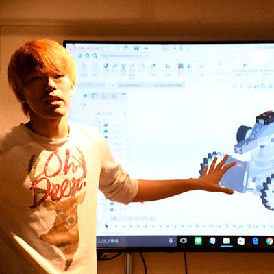 ロボマスターに向けたロボット制作会議が行われました