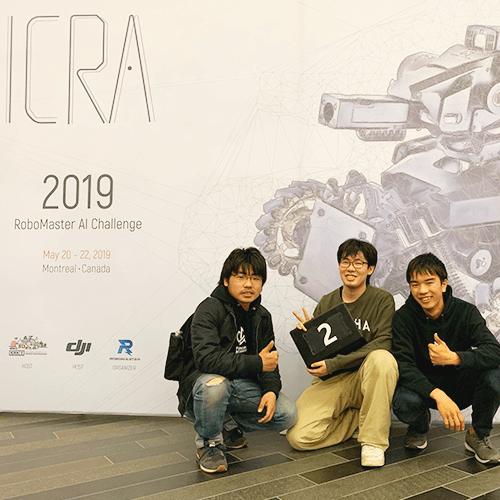 【ICRA2019】AI Challengeチームがカナダのモントリオールに到着!