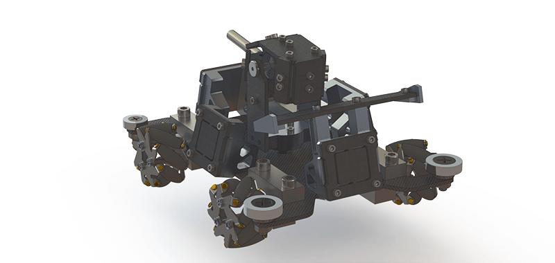 ミニ歩兵ロボット