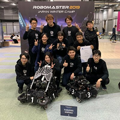 RoboMaster2019 Japan Winter Camp 優勝!!!